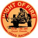 Night of Fire Sign