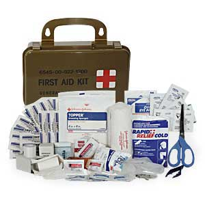 General Purpose Military First Aid Kit | North Bay Listings