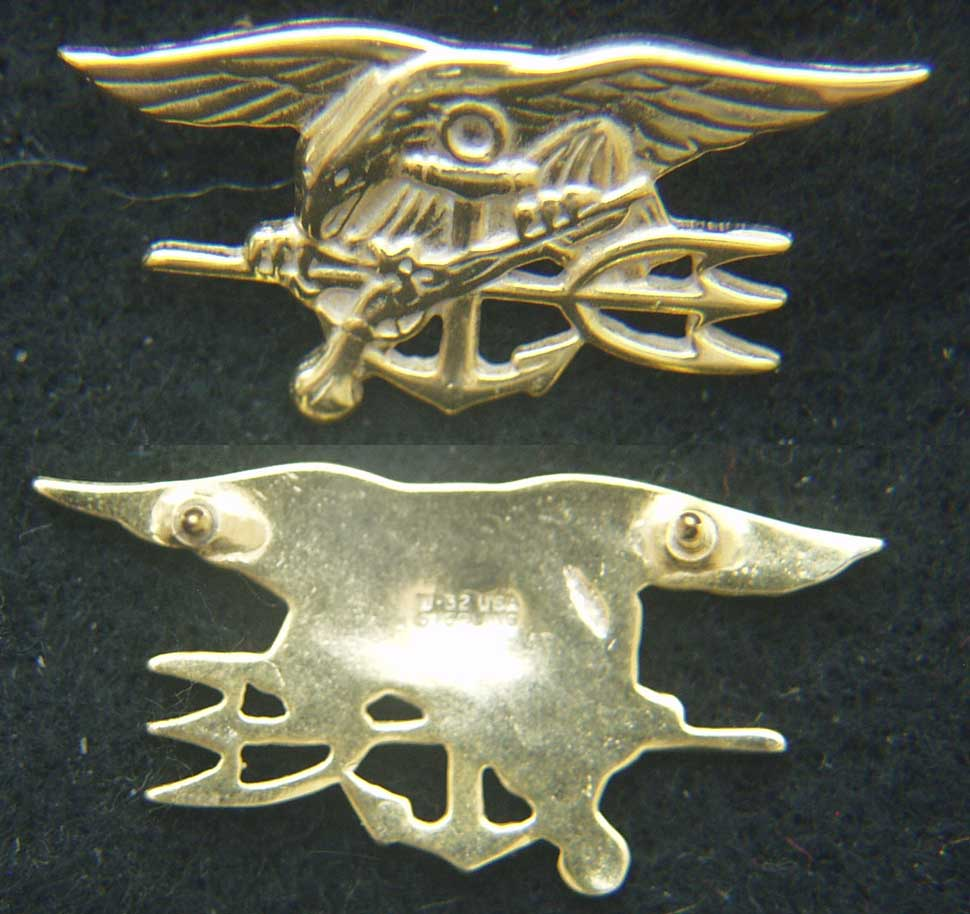 US Navy Seals Insignia...