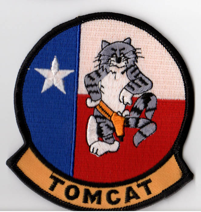 F 14 Texas Tomcat Patch North Bay Listings