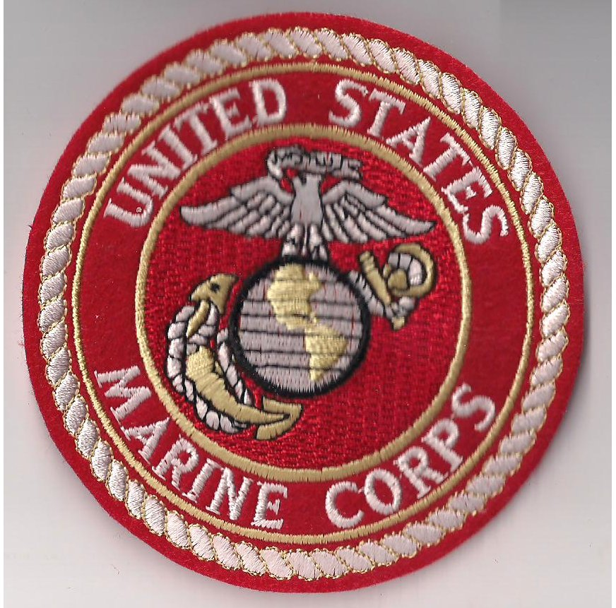 United States Marine Corps Patch North Bay Listings