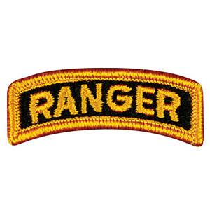 Army ranger tab