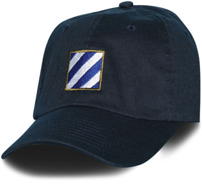 6a26d91a07e Army 3rd Infantry Division Direct Embroidered Black Ball Cap