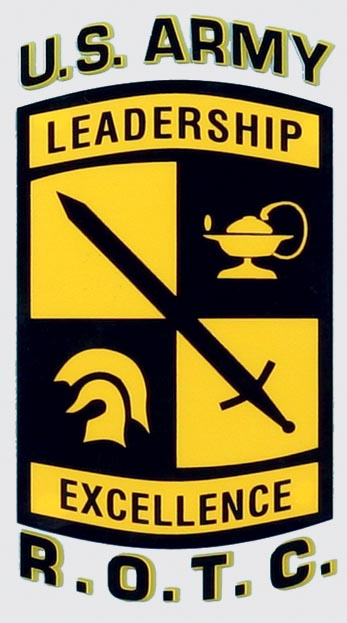 US Army ROTC Leadership Excellence Decal | North Bay Listings