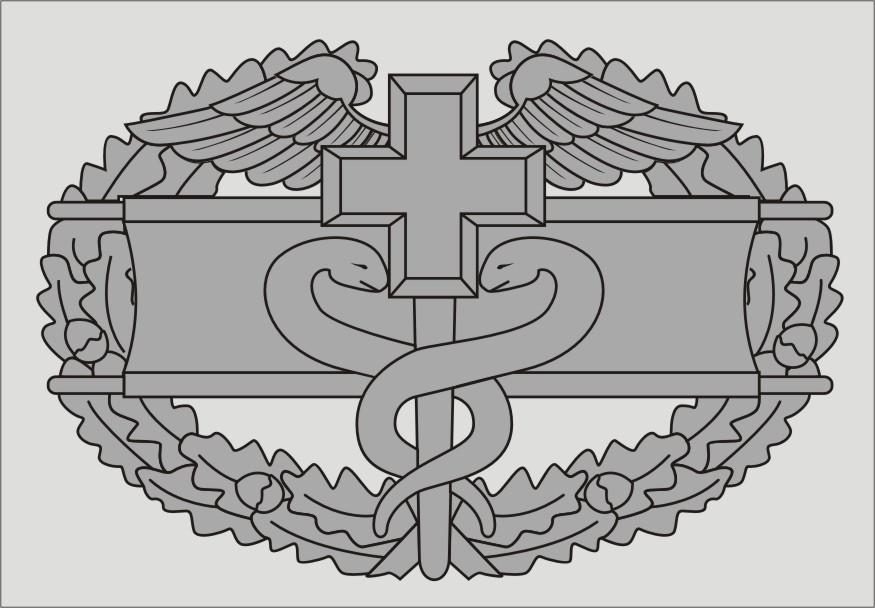 Combat Medical Badge Decal North Bay Listings