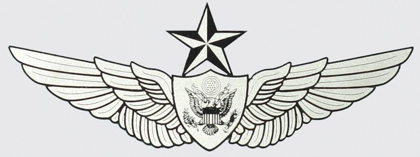 Army Pilot Wings