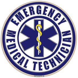 EMT Decal   North Bay Listings