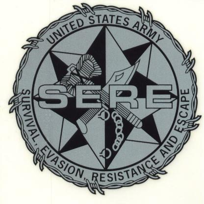 Survival Evasion Resistance And Escape Sere Decal