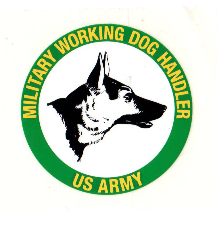 Military Working Dogs Logo
