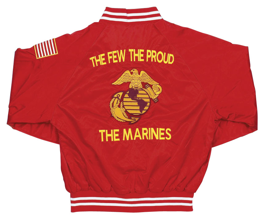 The few proud marines direct embroidered and patch