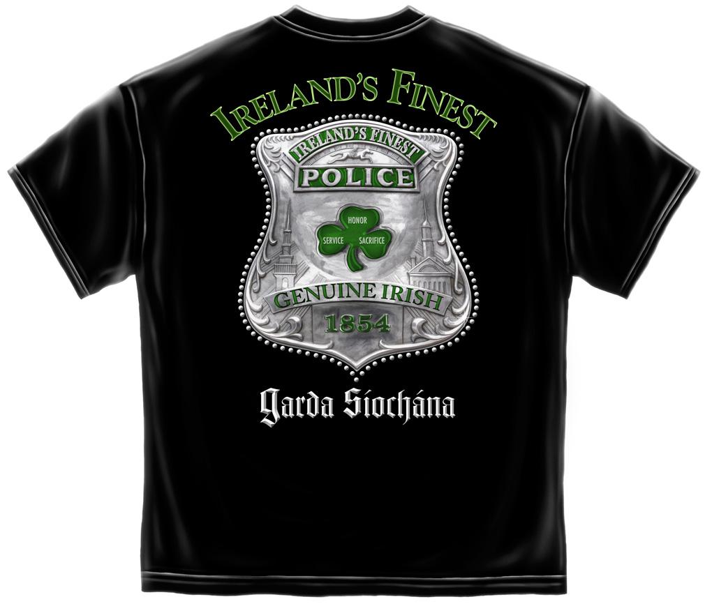 Law Enforcement Police Ireland 39 S Finest Garda Siochana