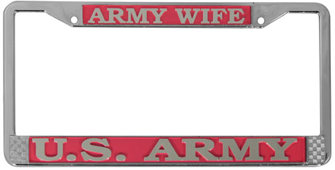 Amazoncom us army license plates