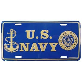 Navy License Plate North Bay Listings