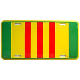 Vietnam Ribbon License Plate North Bay Listings