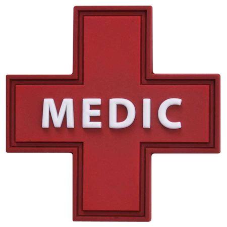 Medic Cross Pvc Patch Hook And Loop North Bay Listings
