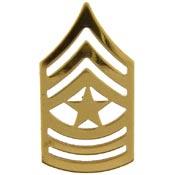 PSD Detail | Chrome US Army E-9 (SGM) | Official PSDs