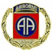 82nd Airborne Wreath Pin North Bay Listings