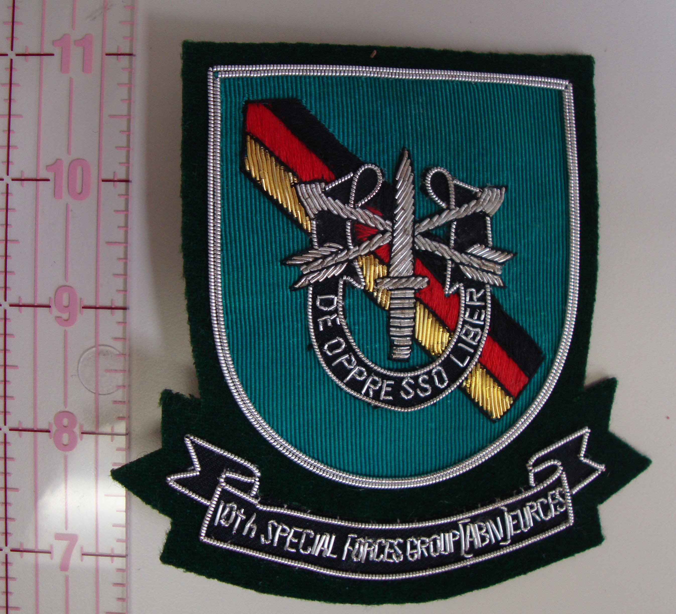 Special Ops Patches Iron On Special Ops Patches