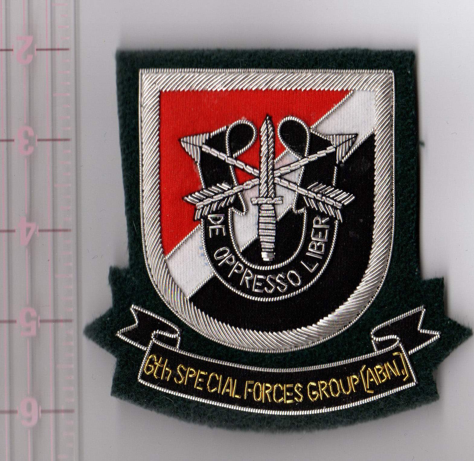 Amazoncom: special ops patches