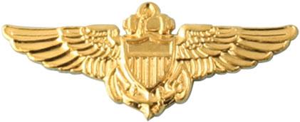 Navy Aviator Pin