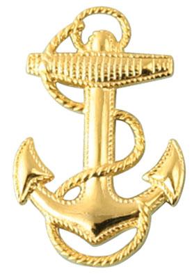 Navy Anchor Gold 3d Pin North Bay Listings