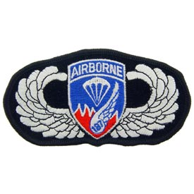 187th Airborne Regiment Wing Patch North Bay Listings