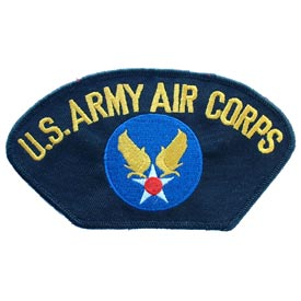 Air Force Army Air Corps Hat Patch | North Bay Listings