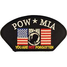 pow mia hat patch - Pow Mia Hat