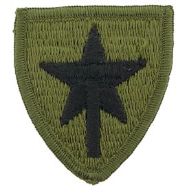 Texas state guard maritime regiment patches