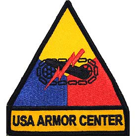 North Knox Auto >> Armor Center Armored Division Patch | North Bay Listings