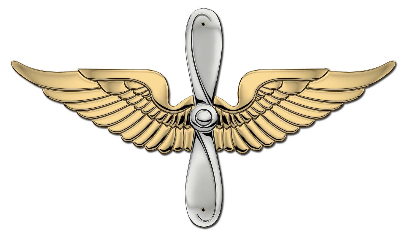 Army Aviation Cut Out Metal All Metal Sign North Bay