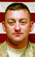 Army Staff Sgt. Benjamin G. Prange