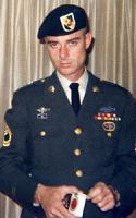 Sergeant First Class David Alexander Woods