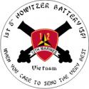 1st 8 Inch Howitzer Battery 12th Marines Vietnam