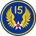 15th Air Force Decal
