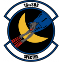 16th SOS Decal