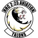 2-25 Aviation Decal