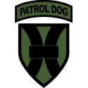 21st Theater Sustainment Command Subdued K9 Decal