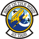 23rd Tactical Air Support Squadron