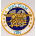 NAVY SEAL Team 10 Patch