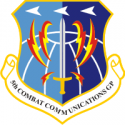 5th Combat Communications Group Decal