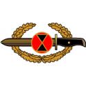 7th ID Combat Missions Korea Decal