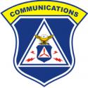 Civil Air Patrol Communications Decal