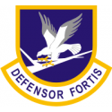 Air Force Defensor Fortis Decal