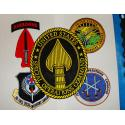 Large Special Operations Command Jacket Patch