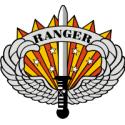 Korean Ranger Decal