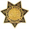 Colorado State Patrol Police Badge Pin