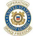 Operation Iraqi Freedom Coast Guard Pin