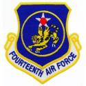 14th Air Force Patch