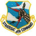 Air Force Strategic Air Command Patch